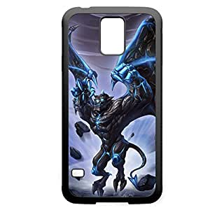 004 League of Legends LoLDiy For SamSung Galaxy S6 Case Cover PC Black