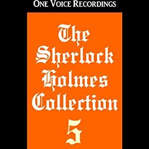 The Sherlock Holmes Collection V Hörbuch