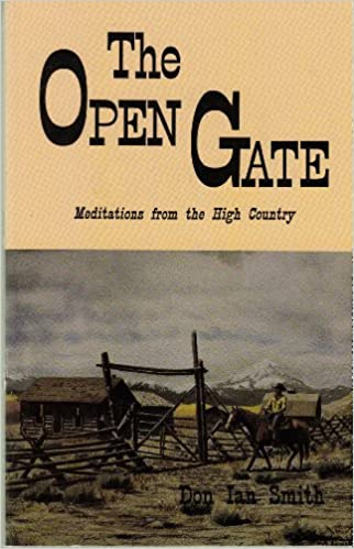 Book The open gate