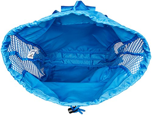 Speedo Deluxe Ventilator Mesh Equipment Bag, Imperial Blue, 1SZ