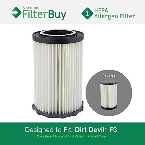 dirt devil breeze filter f3 - 4