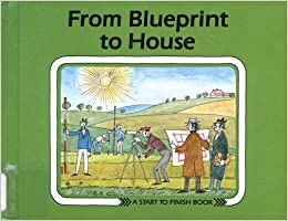 From blueprint to house start to finish book english and german flip to back flip to front malvernweather Image collections