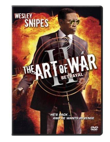 Art of War II: Betrayal [DVD] [Region 1] [US Import] [NTSC]