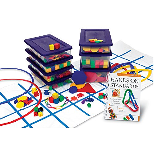 Learning Resources Hands-On Standards Handbook and Kit Bundle