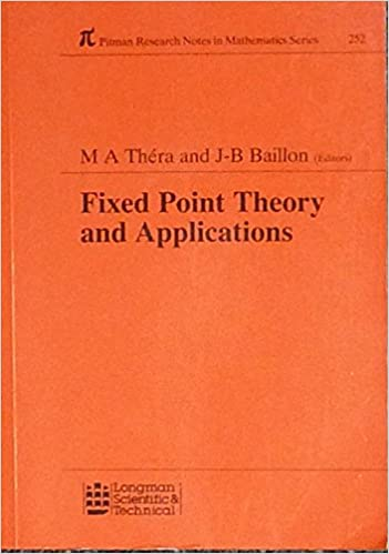 new research papers on fixed point theory
