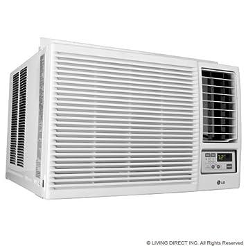 Wonderful Lg Window Air Conditioner 18000 BTU Heat/Cool