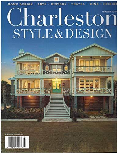 Charleston Style & Design Magazine Winter 2019