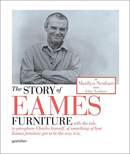 The Story of Eames Furniture by Brand: Die Gestalten Verlag