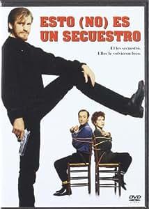 Esto (No) Es Un Secuestro [DVD]