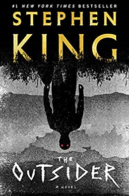 The Outsider - Stephen King books
