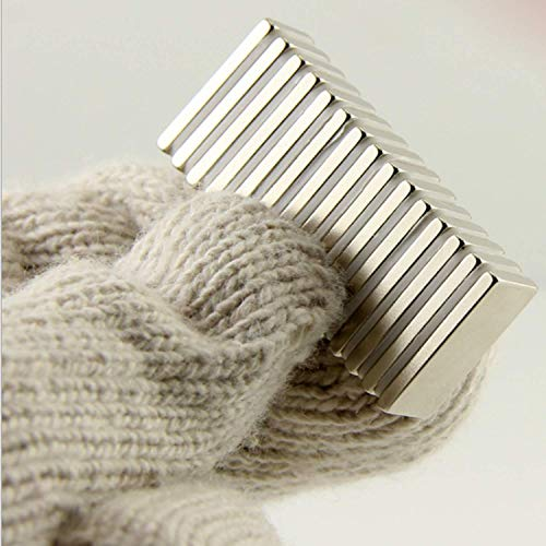 30-Piece 20x10x2mm Rectangular Magnet for refrigerators, for sale  Delivered anywhere in Canada