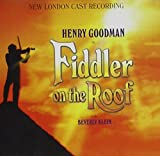 Fiddler on the Roof by London Cast Recording
