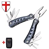 Mini Utility Multitool with Knife and Pliers – Best EDC Small Multi Functional Purpose Tool with All in One Tool Set – Everyday Universal Knife for Camping, Survival and Outdoor Activities – Grand Way Review
