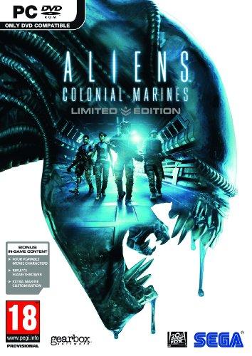 Sega Aliens Colonial Marines Limited Edition (PC DVD)