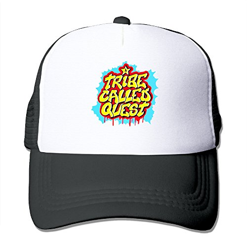 HandSon Custom Unisex-Adult Two-toned A Tribe Called Quest Basketball Cap Hats Black