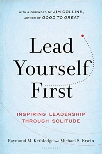 Image result for lead yourself first