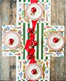 Hester and Cook Paper Placemats for Dining Table