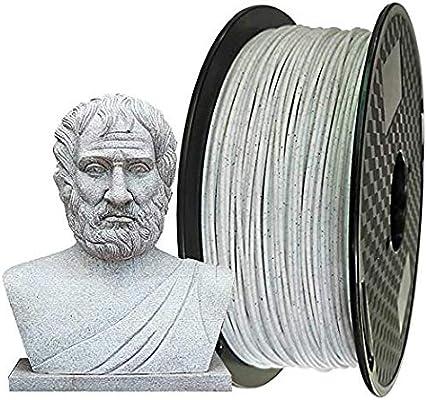 KEHUASHINA PETG Filamento para impresora 3D 1.75mm Color Marble ...