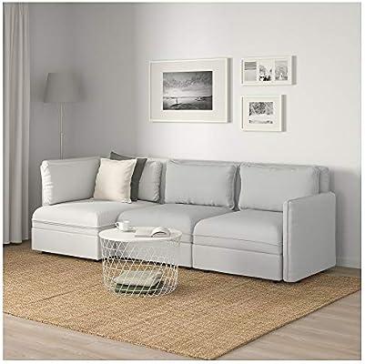 Amazon.com: IKEA.. 192.778.66 Vallentuna Sofá modular de 3 ...