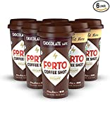 FORTO Coffee Shots - 200mg Caffeine, Variety Pack, Ready-to-Drink on the go, Cold Brew Coffee Shot - Fast Coffee Energy Boost, 12 Pack