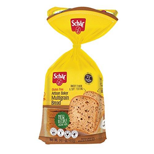 Dr Gluten Schar Free (Dr Schar Gluten Free Multigrain Bread, 14.1oz, Pack of 3)