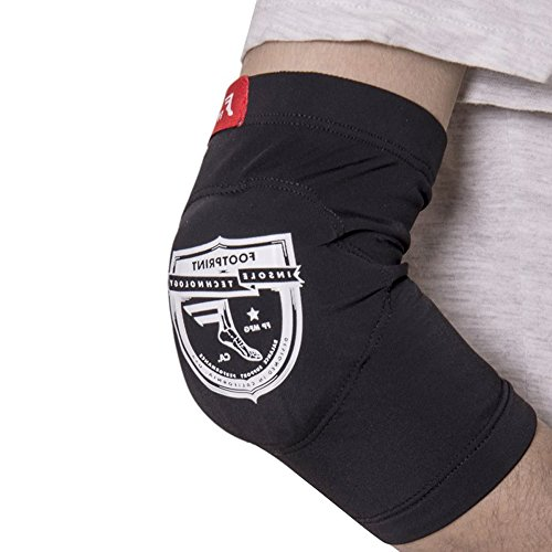 Footprint Low Pro black Elbow Pads