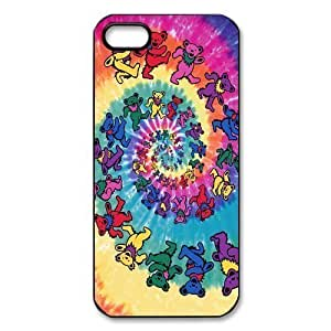 Pink Ladoo? iphone 5c Case Phone Cover Hard Plastic Grateful Dead WANGJING JINDA
