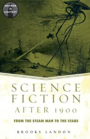 Amazon.com: Science Fiction After 1900: From the Steam Man