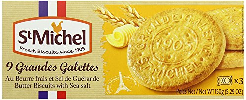French Cookies Galettes St Michel - French Biscuits