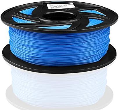 S SIENOC 1 paquete de filamento impresora 3D PLA 1.75mm Impresora ...
