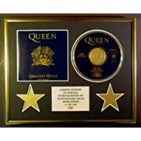 Queen/CD Display/edición Limitada/COA/Greatest Hits II