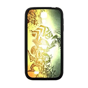 Creative Graffiti Pattern Hot Seller High Quality Case Cove For Samsung Galaxy S4