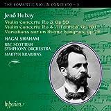 Violin Concerti 3 & 4 / Variations