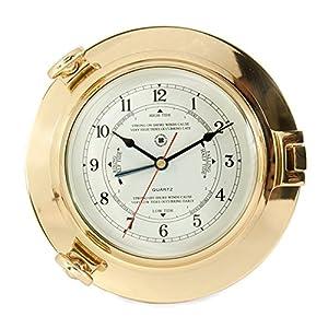 51UwV90RM2L._SS300_ Nautical Themed Clocks