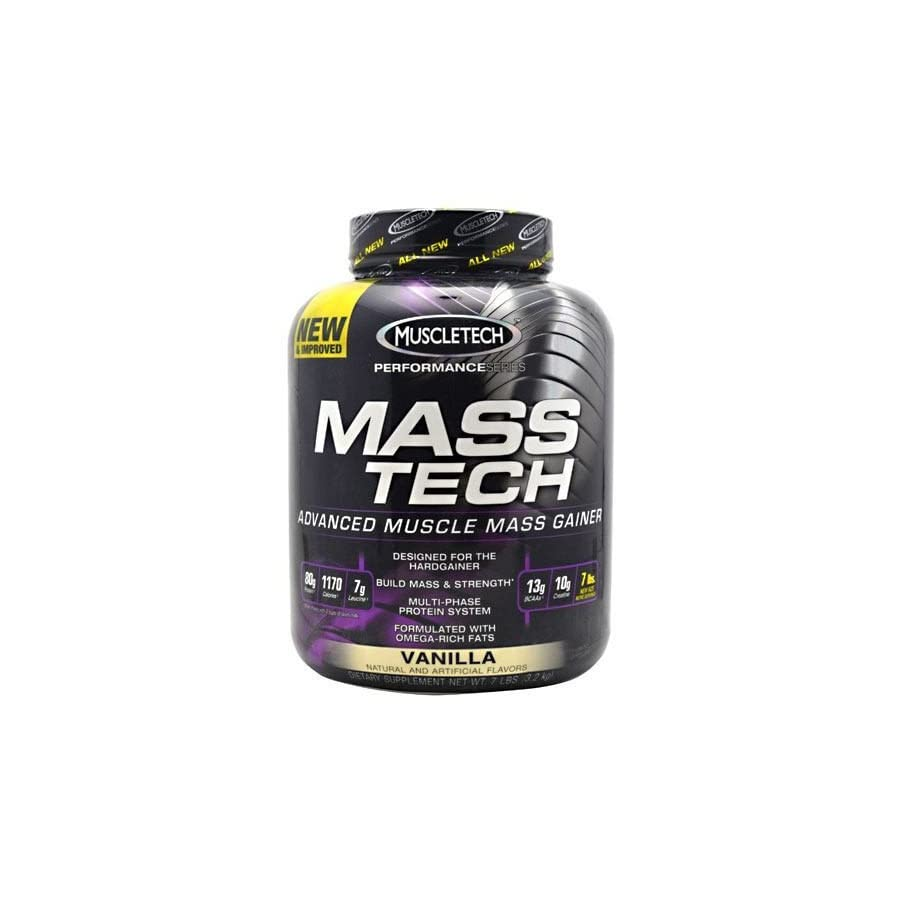Muscletech Masstech Performance Supplement