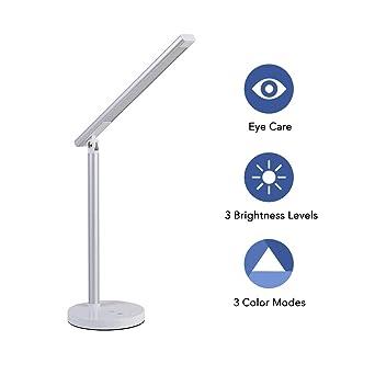 LED Touch Button Design Schreibtischlampe Bürolampe Lampe Leselampe Tischleuchte