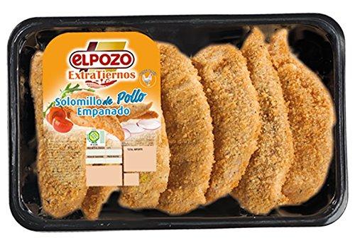 Elpozo Solomillo de Pollo Empanado Extratierno - 415 gr: Amazon.es: Alimentación y bebidas