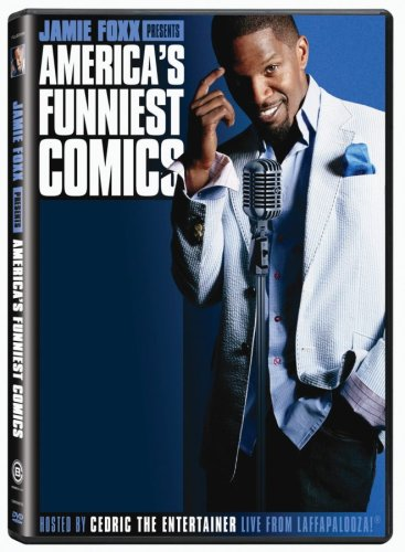 Jamie Foxx presents: America's Funniest Comics