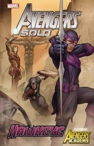 Hawkeye: Blindspot