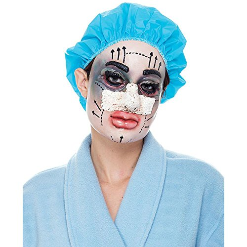 Paper Magic Group - Plastic Surgery Mask - One Size Fits All