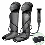FIT KING Leg & Foot Air Massager and Knee Warmer for Foot Calf