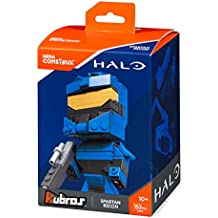 Mega Construx Kubros Halo Blue Spartan Recon Building Kit