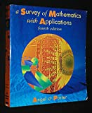 A Survey of Mathematics 9780201300659