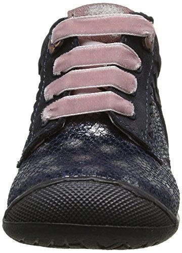 Aster Kery - Zapatos de primeros pasos Bebé-Niños Azul - Bleu (Marine)