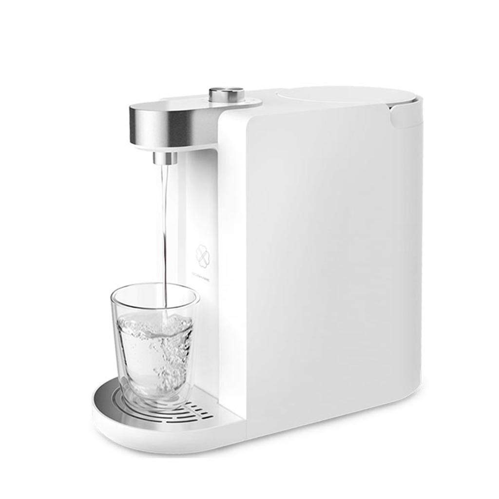 Yc Small Speed Hot Water Dispenser, 6 Temperature Settings, 2L Detachable Water Tank for Tea Coffee/Catering Business/Family by Yc