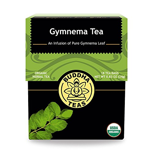 Organic Gymnema Sylvestre Leaf Tea