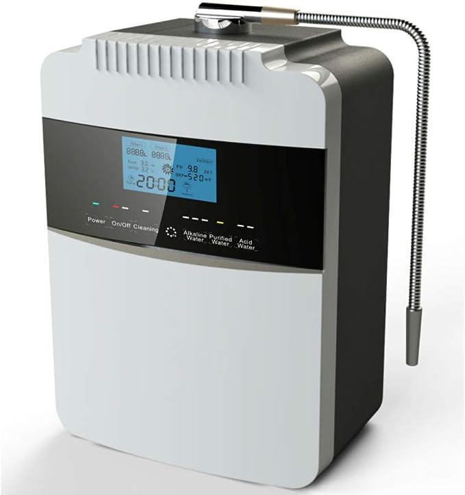 XSGDMN Máquina alcalina de ionizador de Agua, purificador de Agua ...