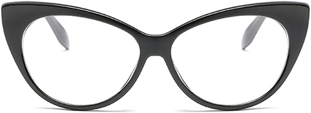 Armear Vintage Oval Sunglasses Women Cateye Mod Style Plastic Frame