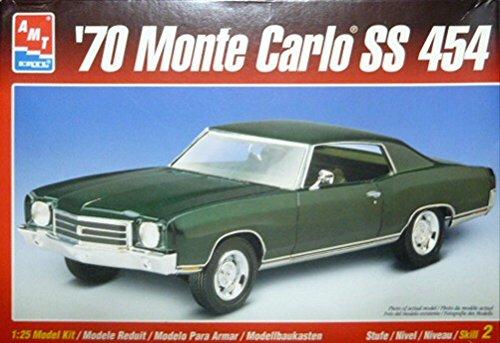 amt 1/25 シボレー モンテカルロ SS 454 Chevrolet Monte Carloの商品画像