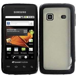 White TPU+PC Case Cover for Samsung Galaxy Precedent M828C